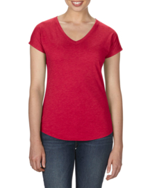 T-shirt Triblend V-Neck KM