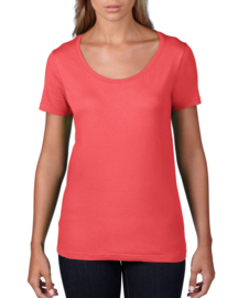 T-shirt Featherweight Scoop KM