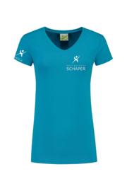 T-shirt dames HSIS