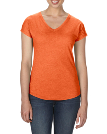 T-shirt Triblend V-Neck KM