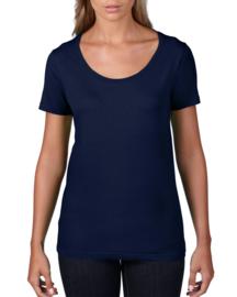 T-shirt Featherweight Scoop KM