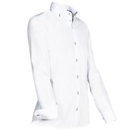 Giovanni Capraro 932 - 49 Overhemd Wit
