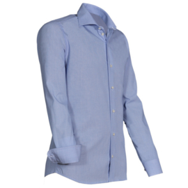 Giovanni Capraro 921 - 34 Overhemd Lichtblauw