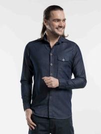 Heren overhemd Chaud Devant Stretch