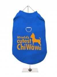 Harnas T-Shirt World`s Cutest Chiwawa