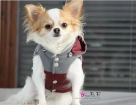 Pretty Pet Venturer Rood / Grijs