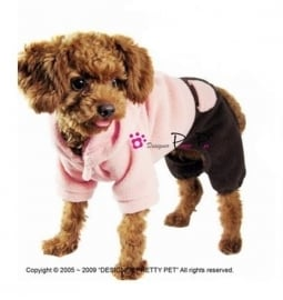 Pretty Pet hooded jumper babyroze