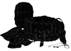 Pet Flys Snuggle Bug Zwart