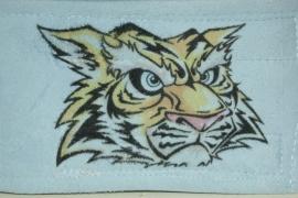 Peter Pad Plasband Tiger Baby Blauw