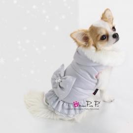 Pretty Pet Elegant jas grijs