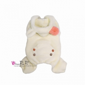Pretty Pet cute bunny jumper creme