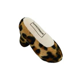 Designer Shoe Leopard