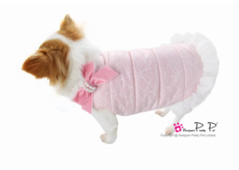 Pretty Pet Lace roze