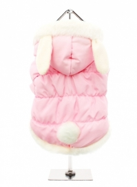 Bunny Pink quilted