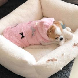 Pretty Pet strikjes trui Roze