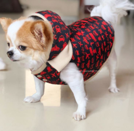 Pretty Pet Travel Rood