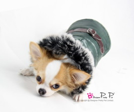 Pretty Pet Ultima Hooded groen