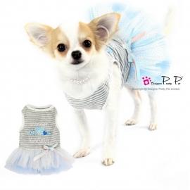 Pretty Pet Summer Loving dress Blauw