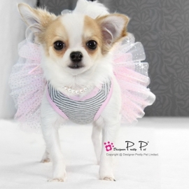 Pretty Pet Summer Loving dress Roze