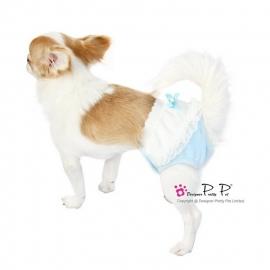 Pretty Pet loopheidsbroekje Cupcack Blauw
