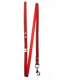 Red Diamant Bone Halsband met Lijn