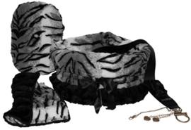 Pet Flys Snuggle Bug Siberisch Tiger / Zwart
