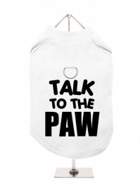 Harnas T-Shirt Talk to the Paw