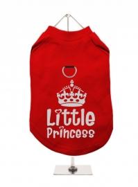 Harnas T-Shirt Little princess Rood