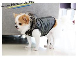 Pretty Pet metallic Jacket