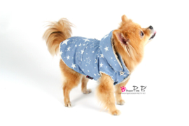 Pretty Pet Fleece Blauw