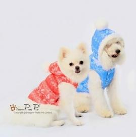 Pretty Pet Pom Pom Blauw