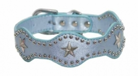 Blue Star Wave Halsband