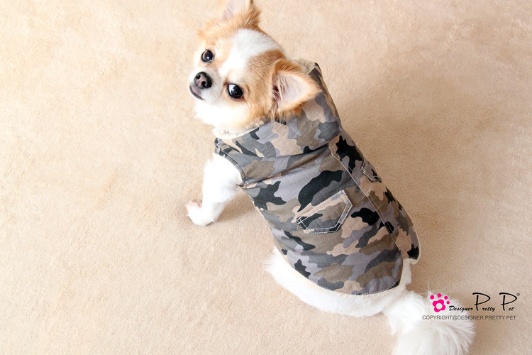 Pretty Pet Fleece Army