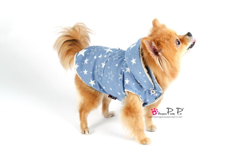 Pretty Pet Fleece Blauw