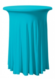 Statafelhoes Wave 85 cm Turquoise Dena 131