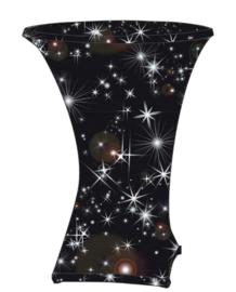 Statafel hoes Kerst  Silver Star Dena