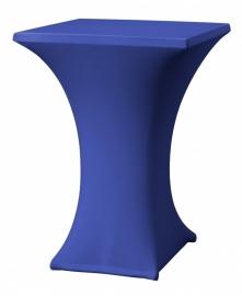 Statafelhoes Rumba 80x80 cm Blauw Dena 132