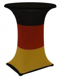 Statafel hoes Duitsland Dena