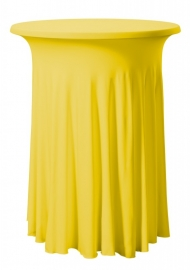 Statafelhoes Wave 85 cm Geel Dena 126
