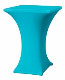 Statafelhoes Rumba 80x80 cm Turquoise Dena 131