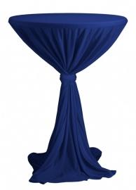 Statafel rok Party marineblauw (70)