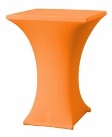 Statafelhoes Rumba 80x80 cm Oranje Dena 127