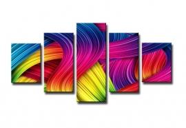 Abstract Kleuren