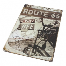 Route 66 Hi-way Cafe