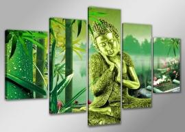Buddha Groen