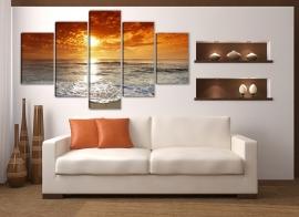 Strand Sunset