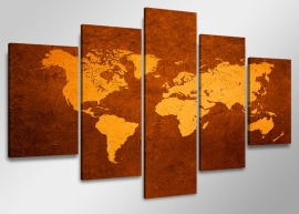 Wereldkaart
