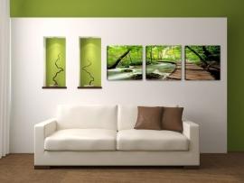 Natuur Canvas Schilderij