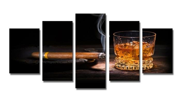 Whiskey Sigaar
