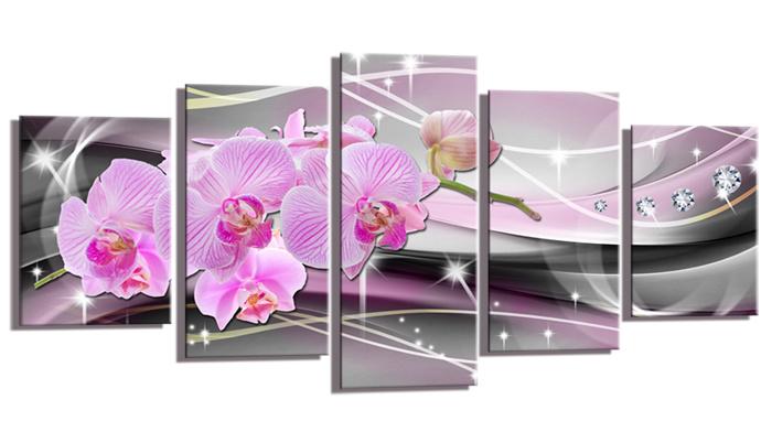 Modern Orchidee XXL